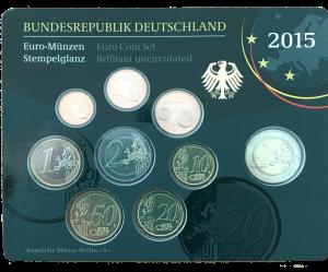 Kursmünzsätze Bei Staatliche Münze Berlin Online Kaufen