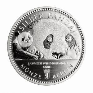 Silber Panda Bei Staatliche Münze Berlin Online Kaufen