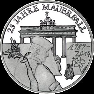 Mauerfall Bei Staatliche Münze Berlin Online Kaufen