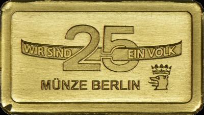 Das Gold Der Deutschen Münze Berlin Cmgdigitalstudios