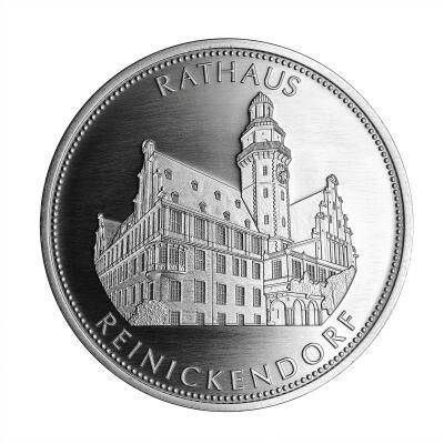 Berliner Bezirke Reinickendorf Staatliche Münze Berlin