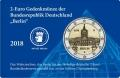 "2-Euro-Coin-Card ""Berlin"""