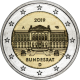 "2-Euro-Coin-Card ""Bundesrat"""