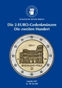 Die 2-Euro-Gedenkmünzen - Die zweiten Hundert