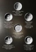 20-Euro-Sammlermünzenset Gedenkjahr 2017